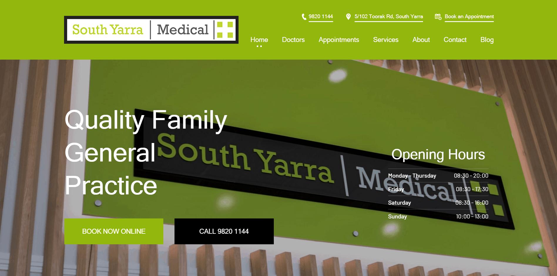 South Yarra Medical
