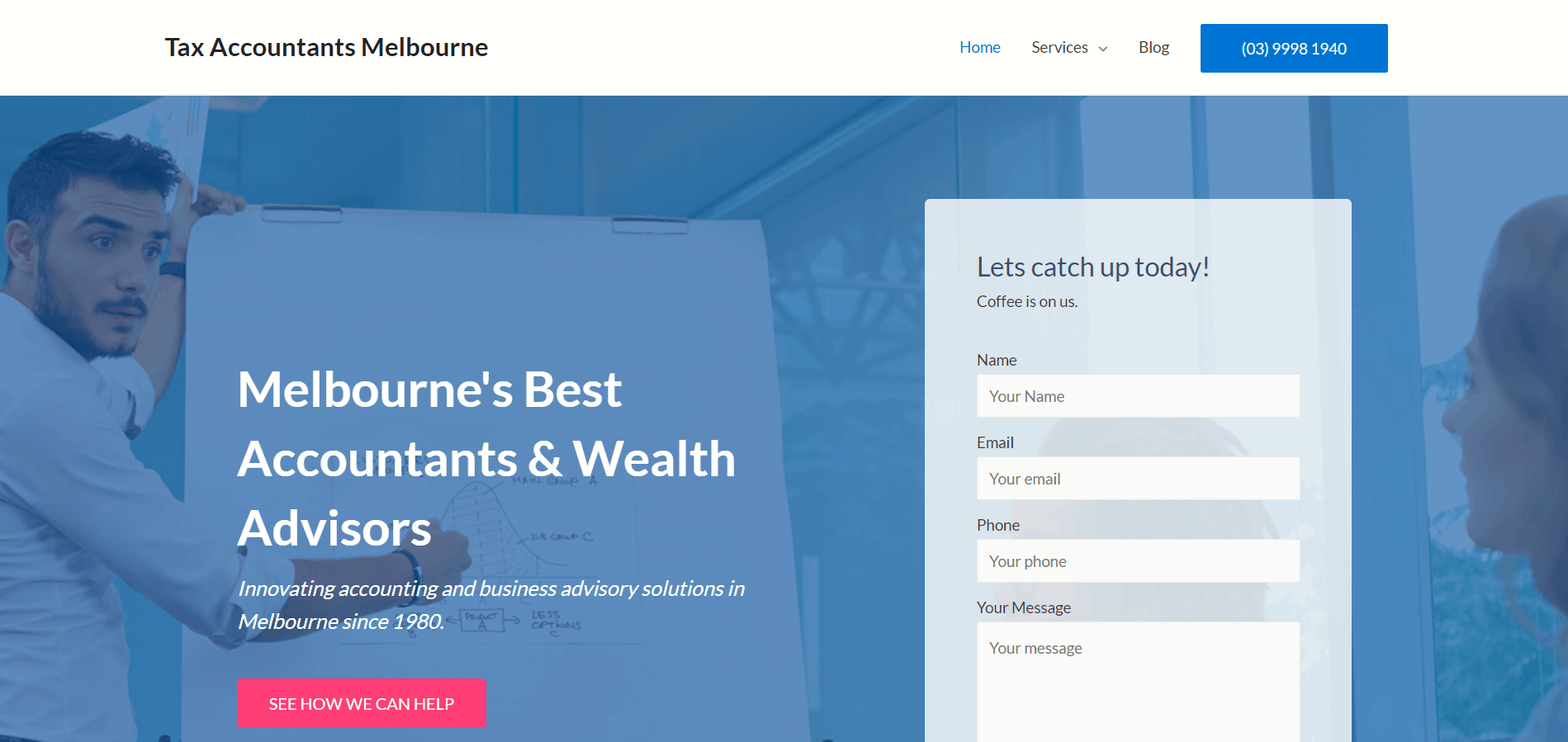 Tax Accountants Melbourne