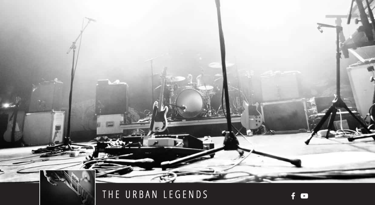The Urban Legends Wedding Singers & Bands Sydney