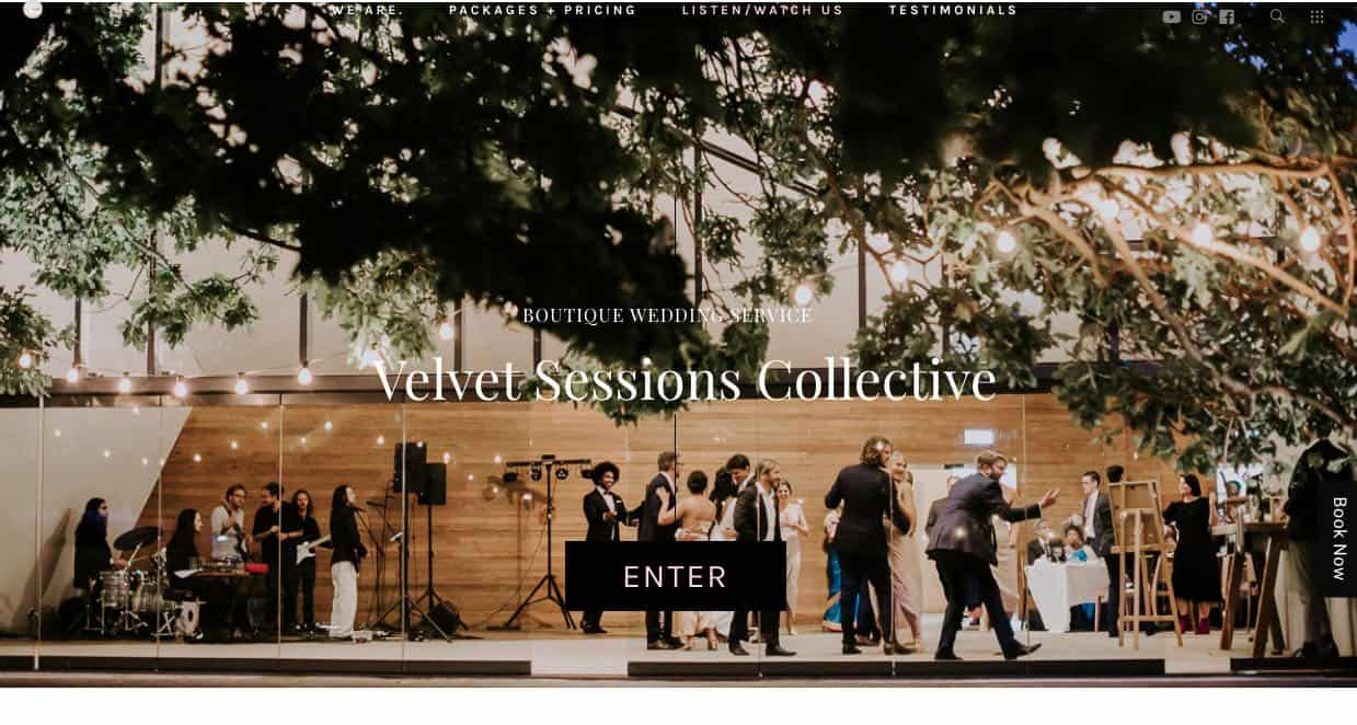 Velvet Session Collective Wedding Singers & Bands Sydney