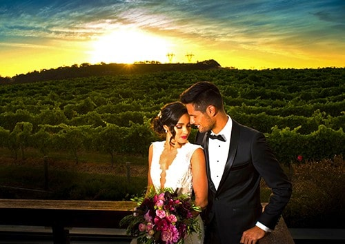 Vines Of The Yarra Valley Wedding Reception Venue