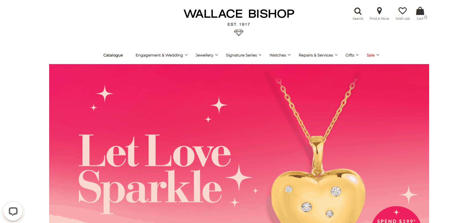 Wallace Bishop Jewellers