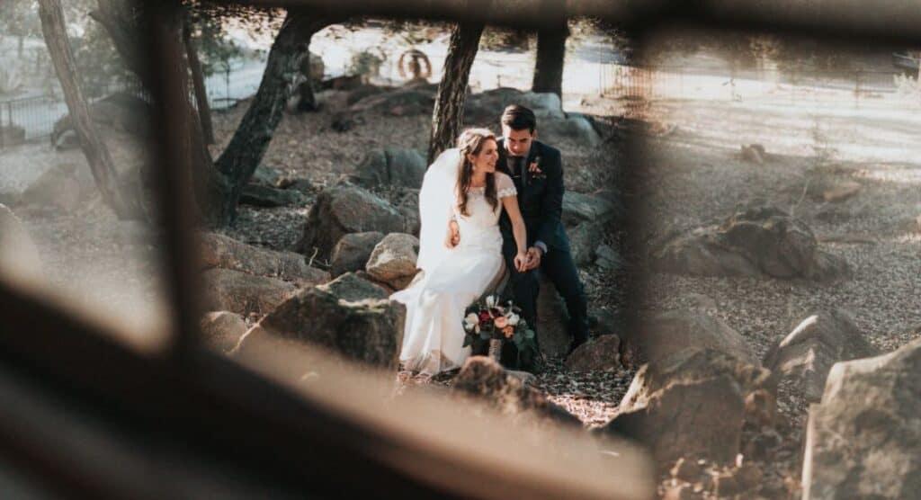 Wedding Photography Yarra Valley Vines