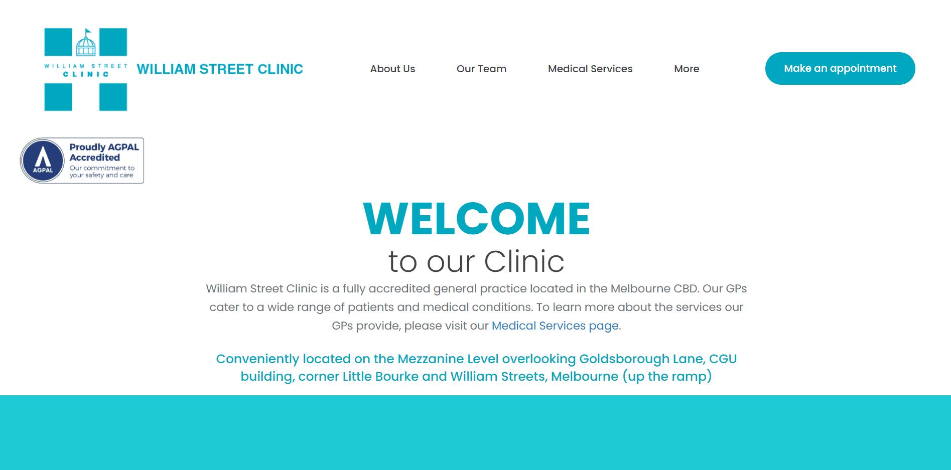 William Street Clinic