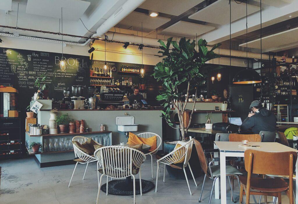 Cafe Vines