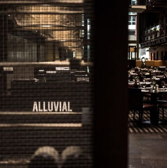 Alluvial Restaurant Christmas Dinner Idea Melbourne