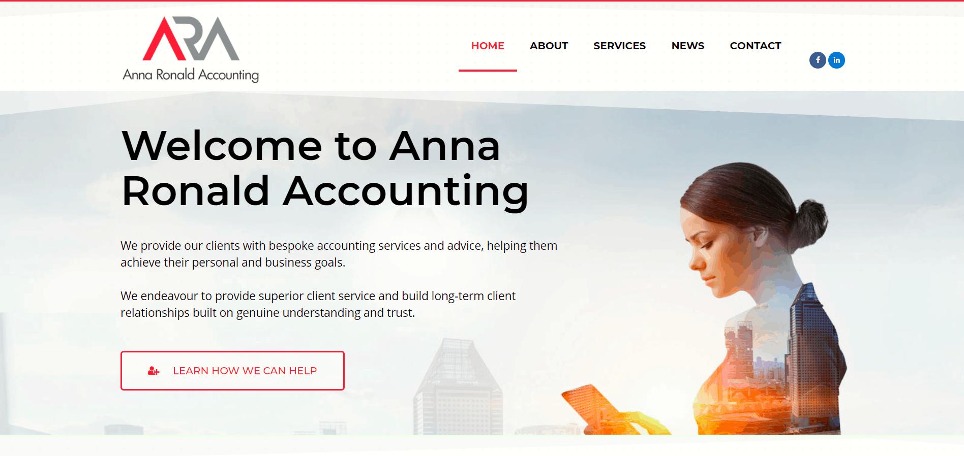 Anna Ronald Accounting