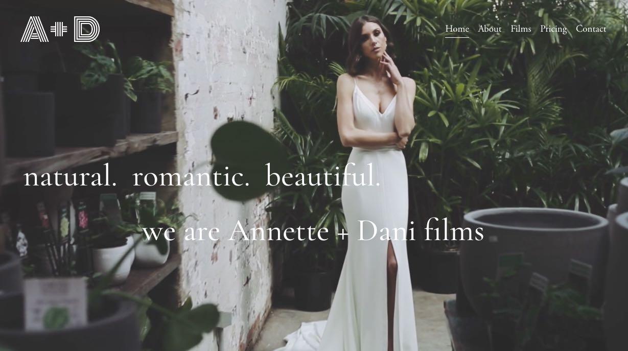 Annette And Dani Wedding Videographer Mornington Peninsula