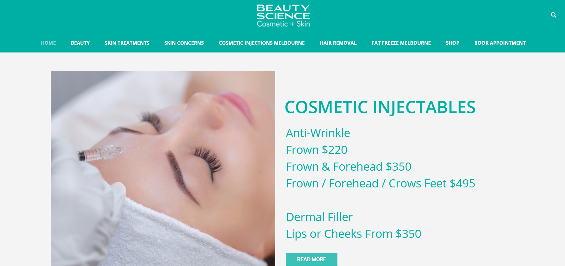 Beauty Science Cosmetic + Skin Melbourne