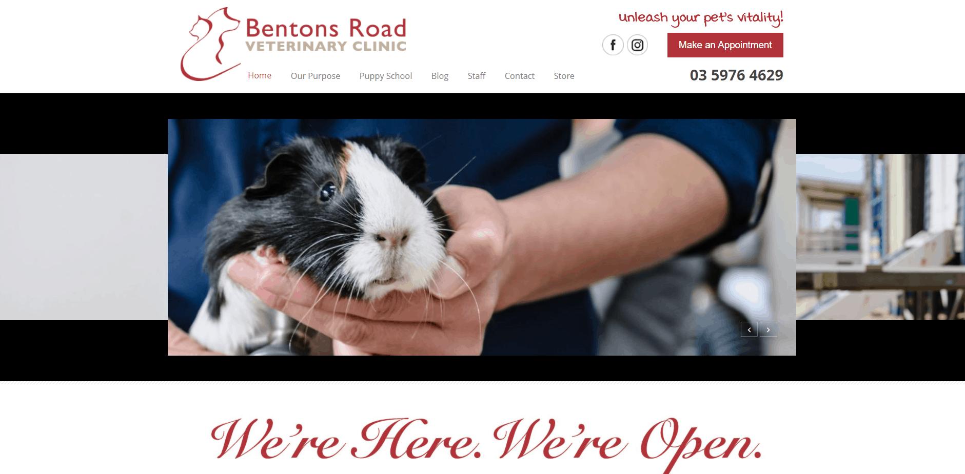 Bentons Road Vet Clinic