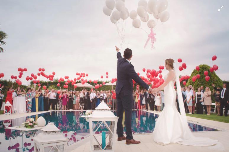 Best Wedding Videographer Yarra Valley Vines