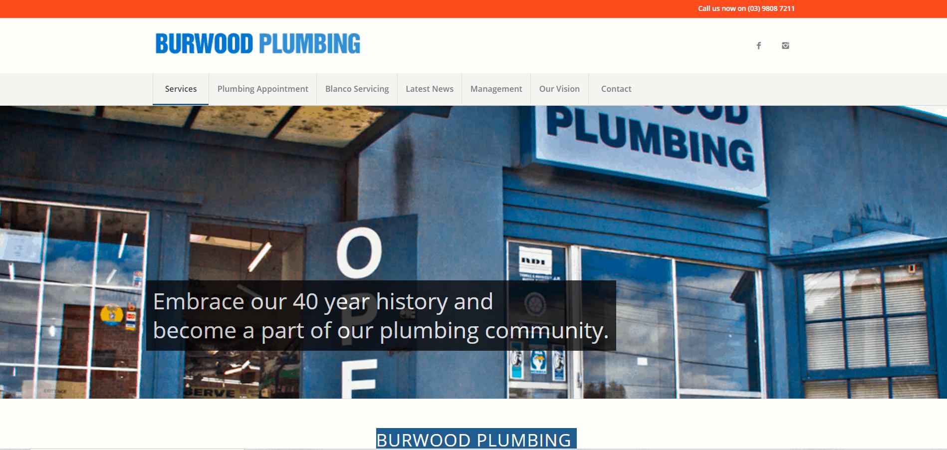 Burwood Plumbing
