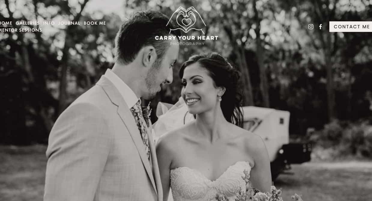 Carry Your Heart Wedding Photography Mornington Peninsula