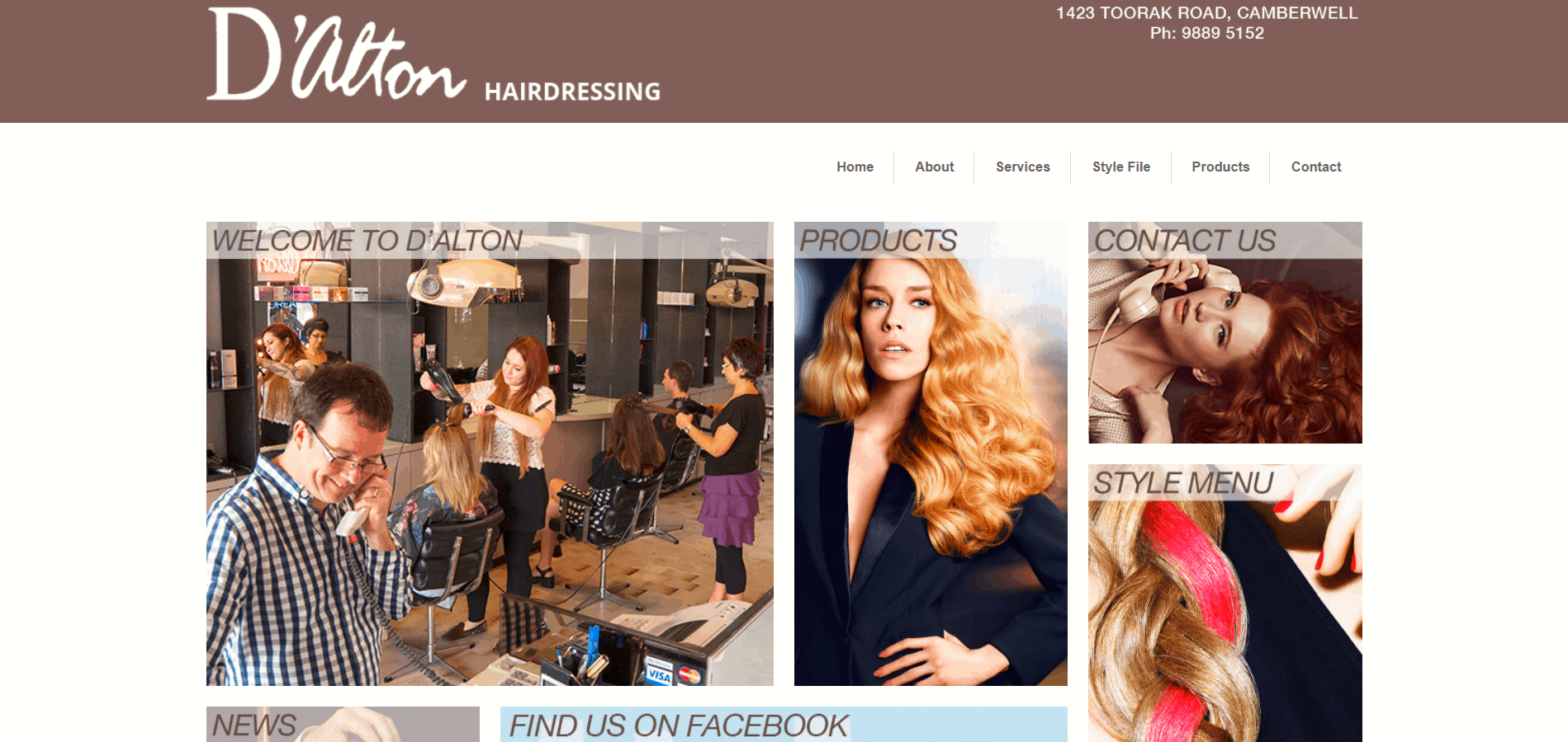D'alton Hairdressing