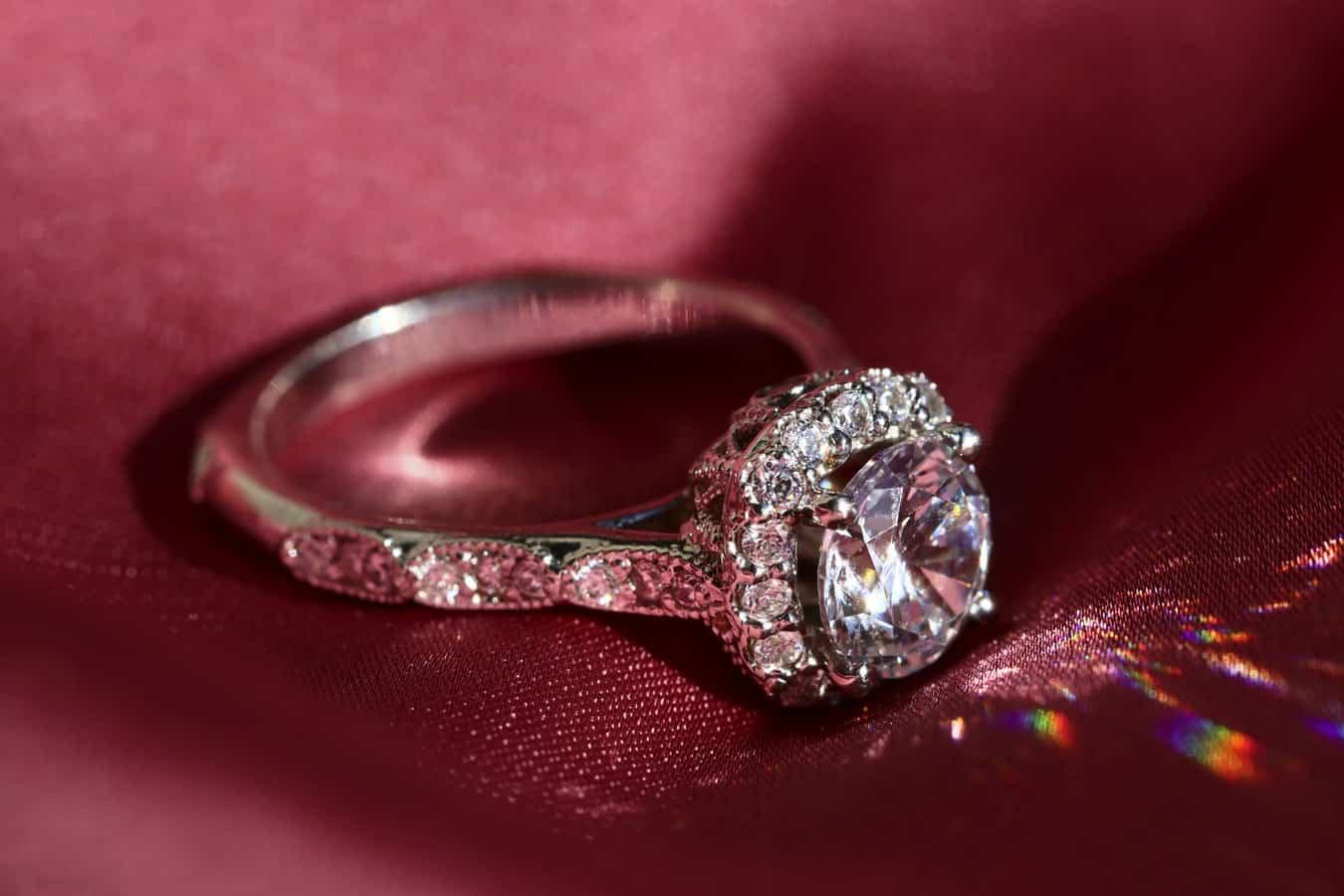 Diamond Ring Sparkle Melbourne