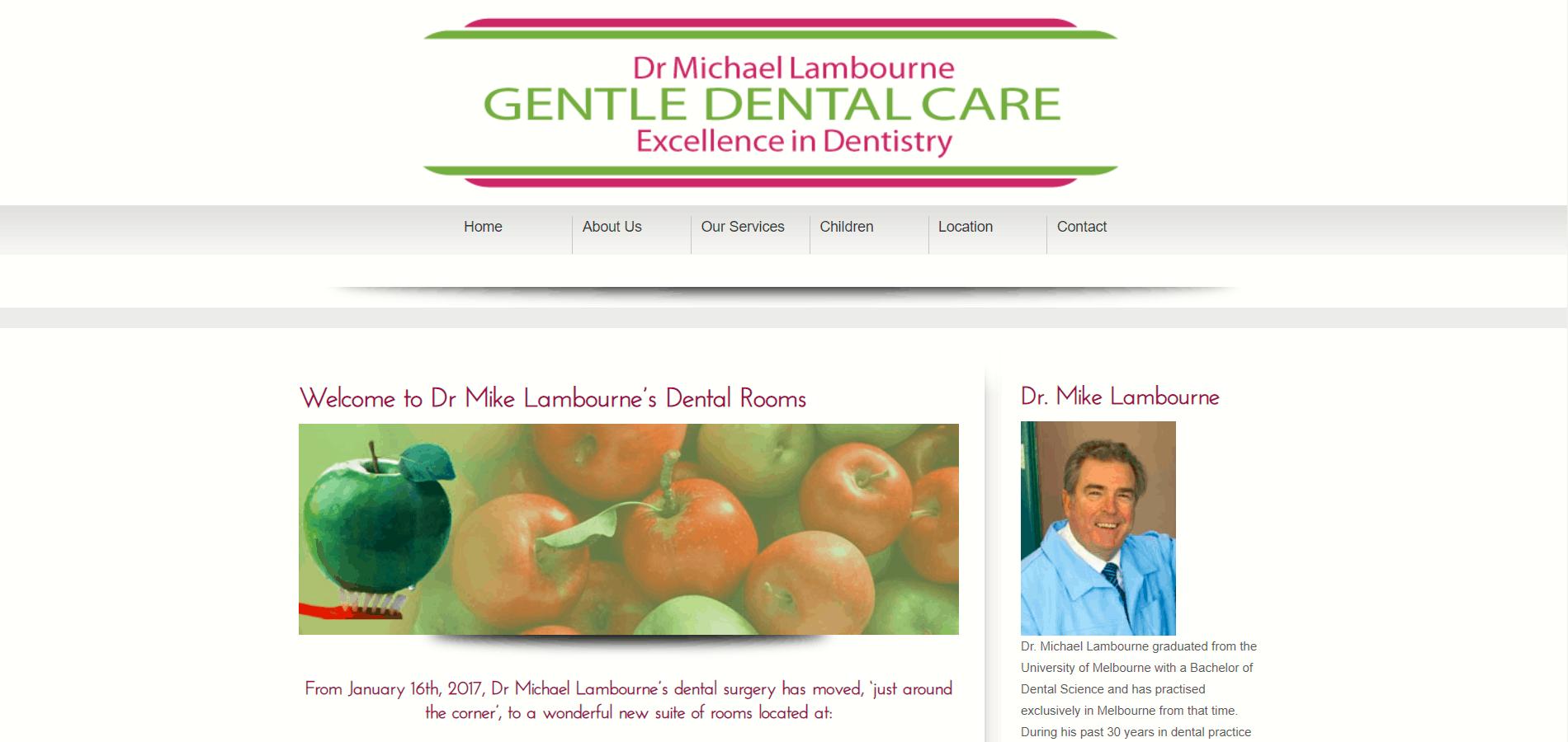 Dr Mike Lambourne's Dental