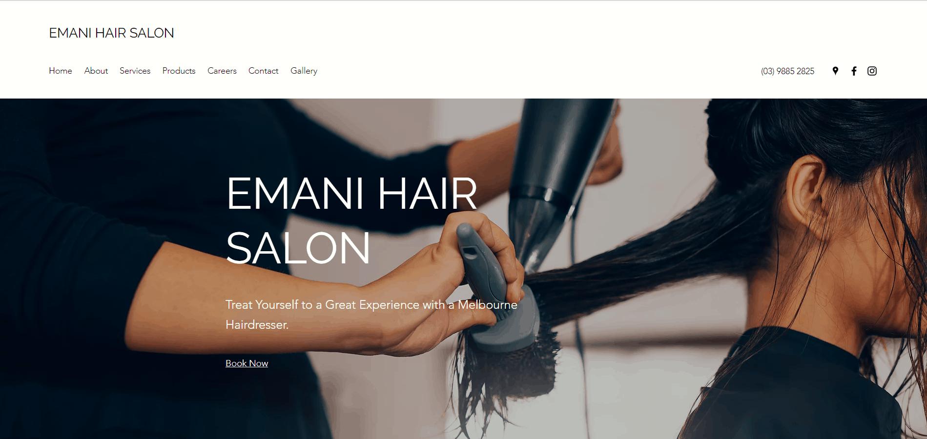 Emani Hair Salon