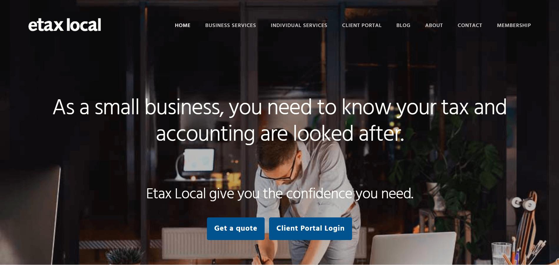 Etax Local