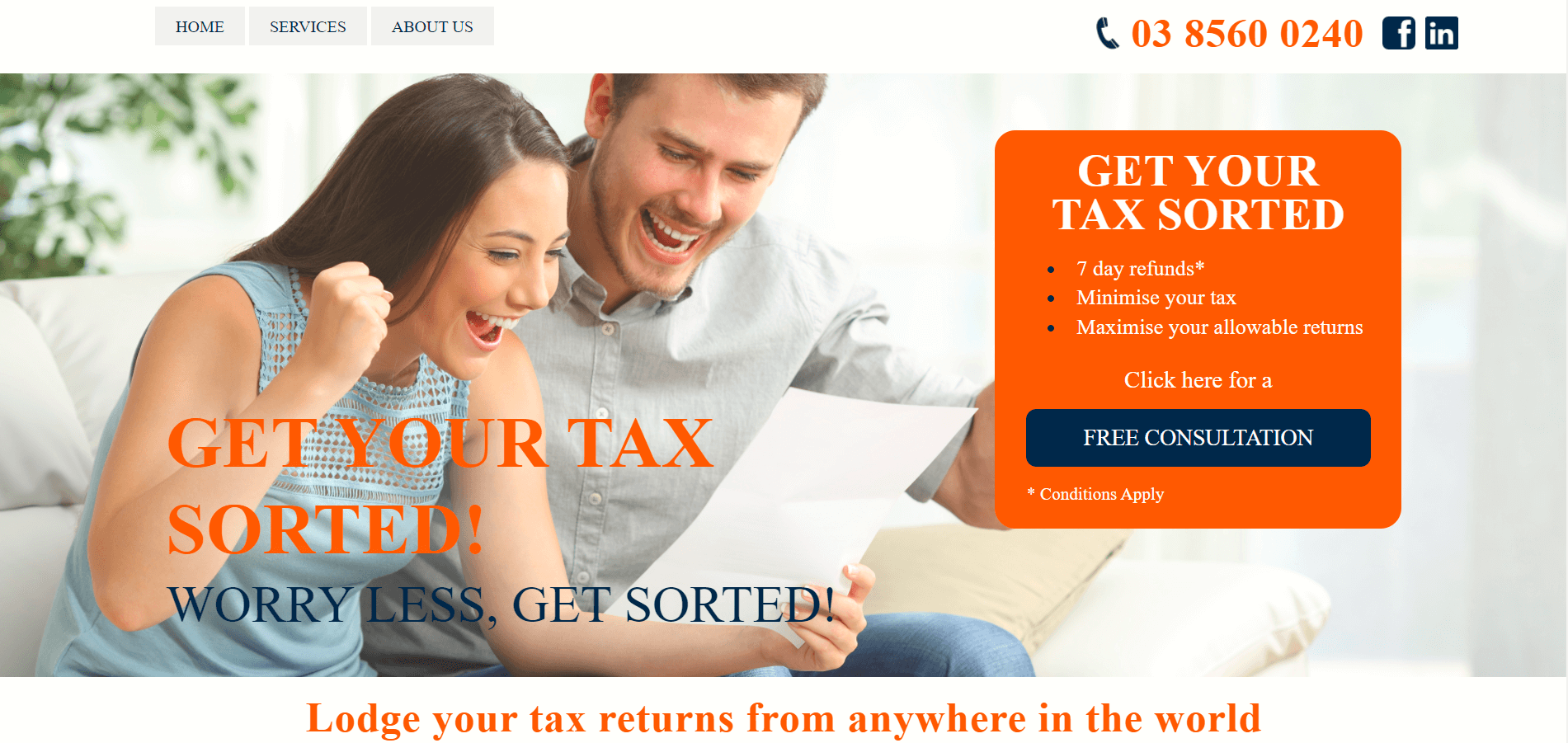 Get My Tax Sorted
