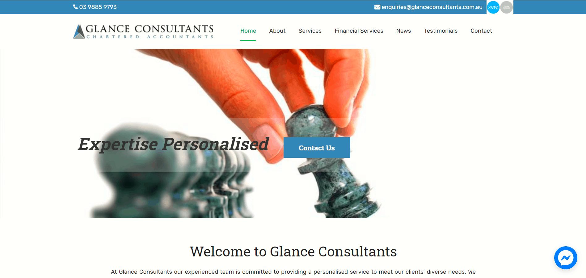 Glance Consultants