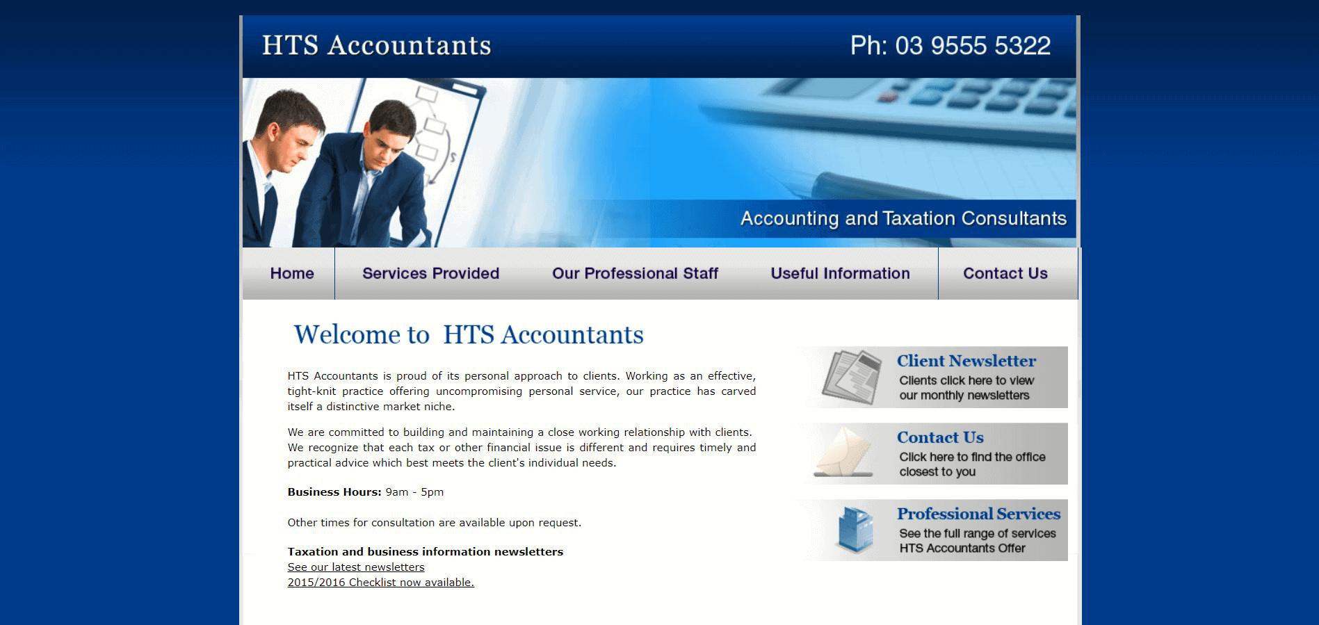 Hts Accountants