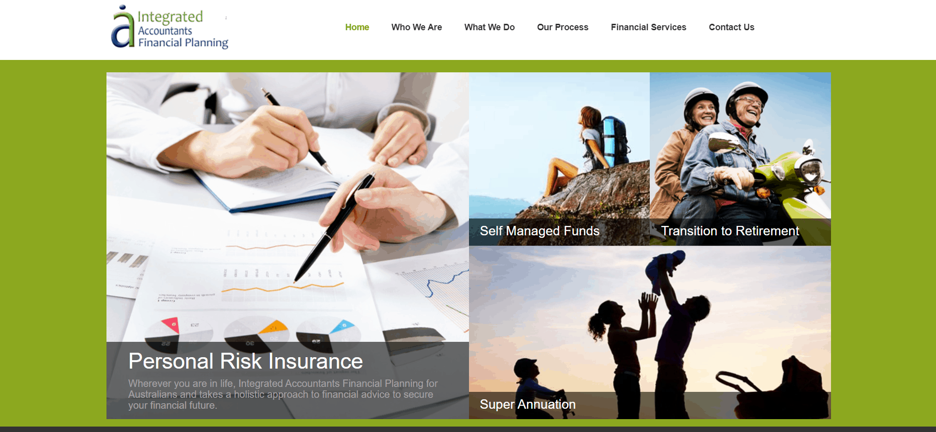 Integrated Accountants Financial Planning