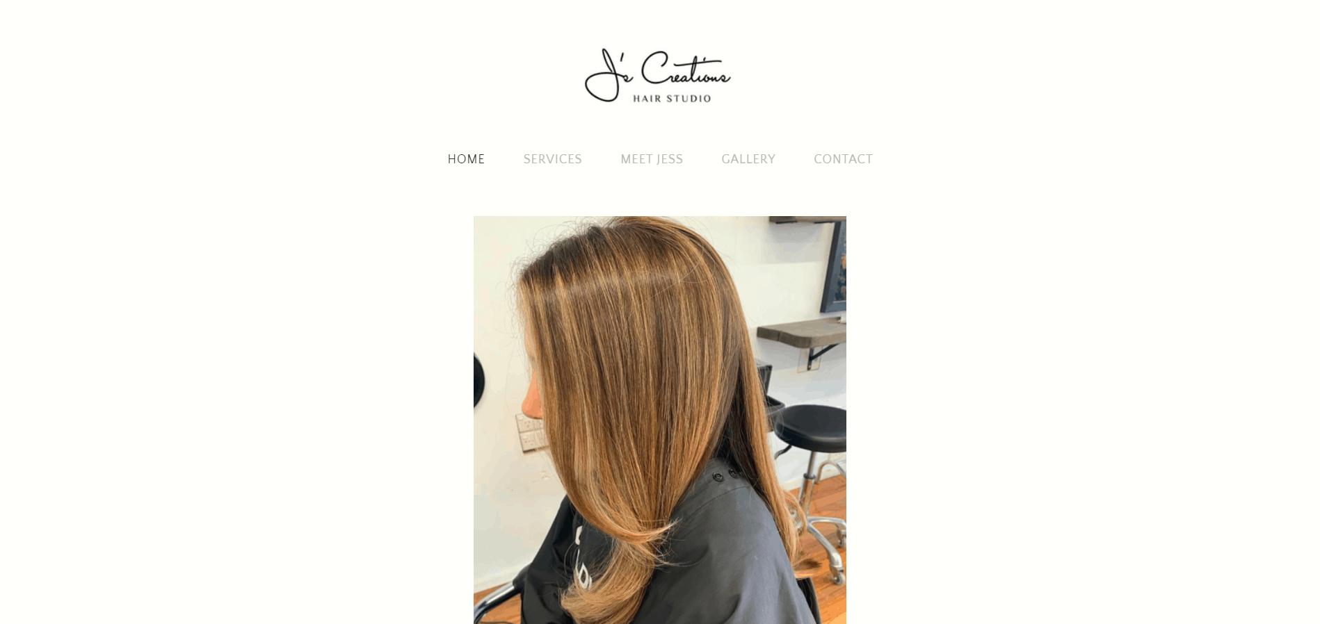 J S Creations Hair Studio
