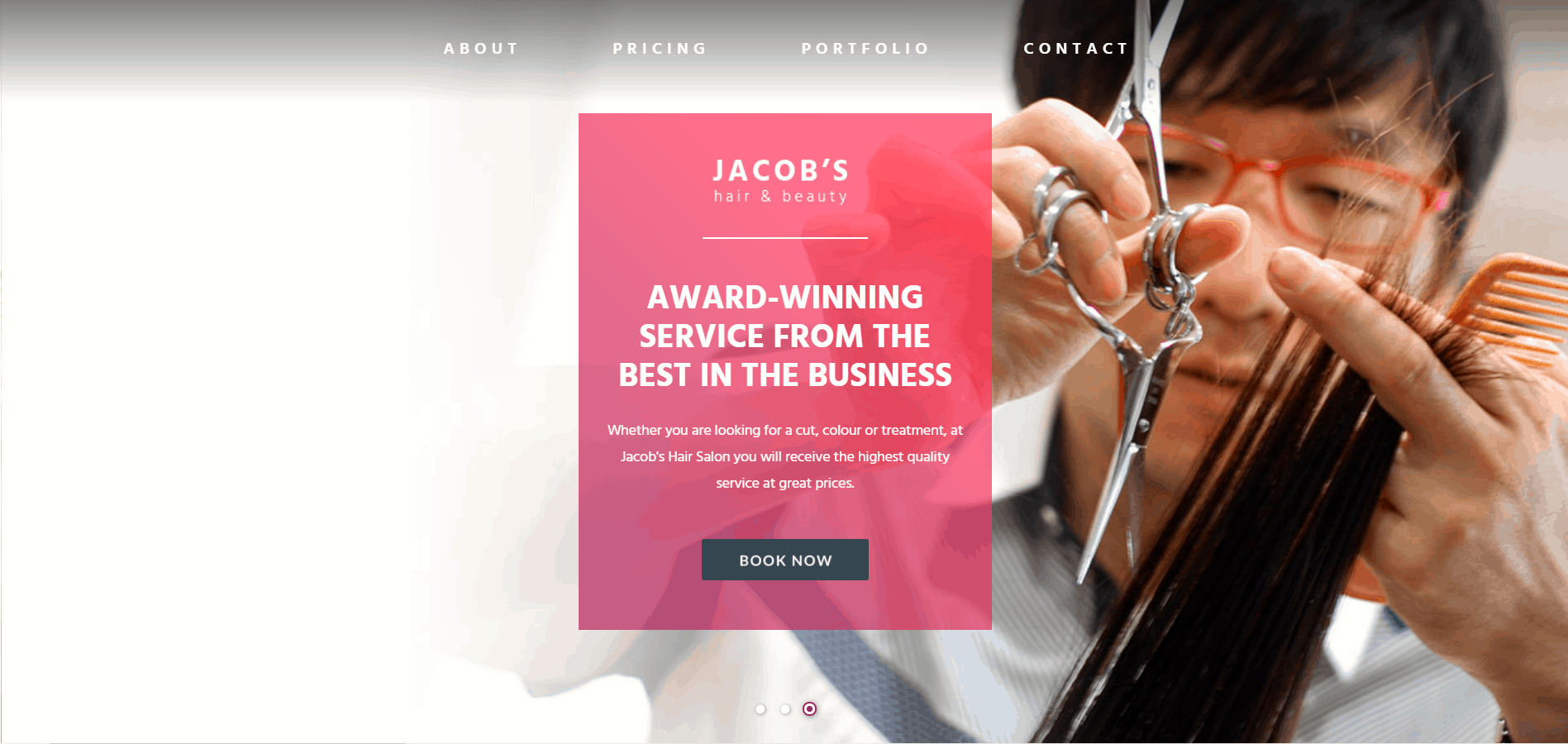 Jacob S Hair