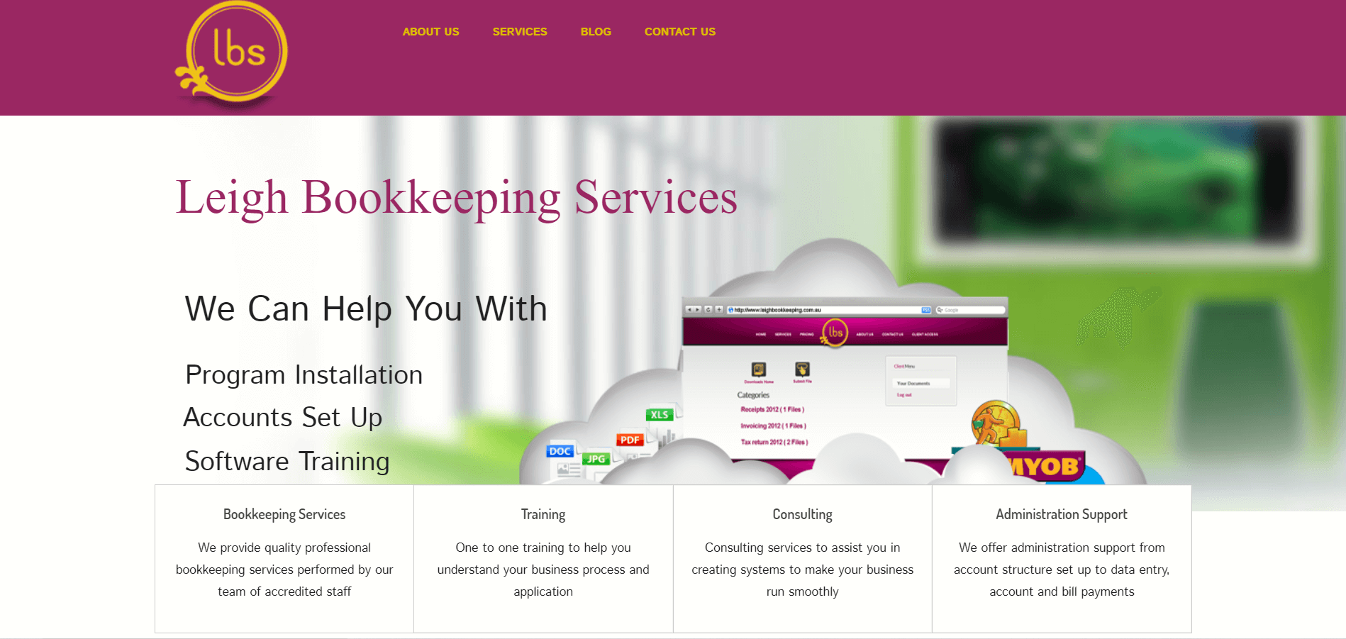 Leigh Bookkeeping Services