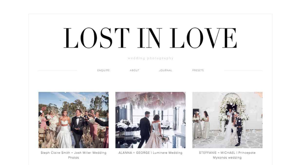 Lost In Love Wedding Photographer Mornington Peninsula