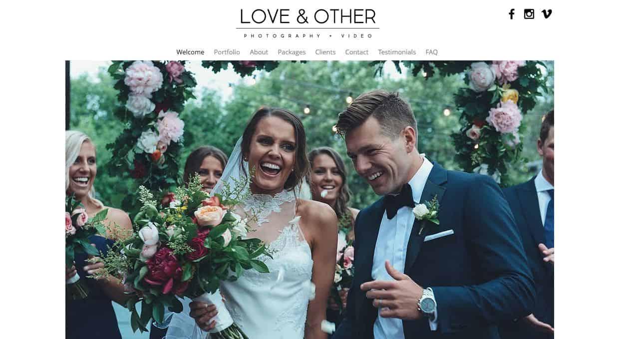 Love And Other Photography Wedding Photography Mornington Peninsula