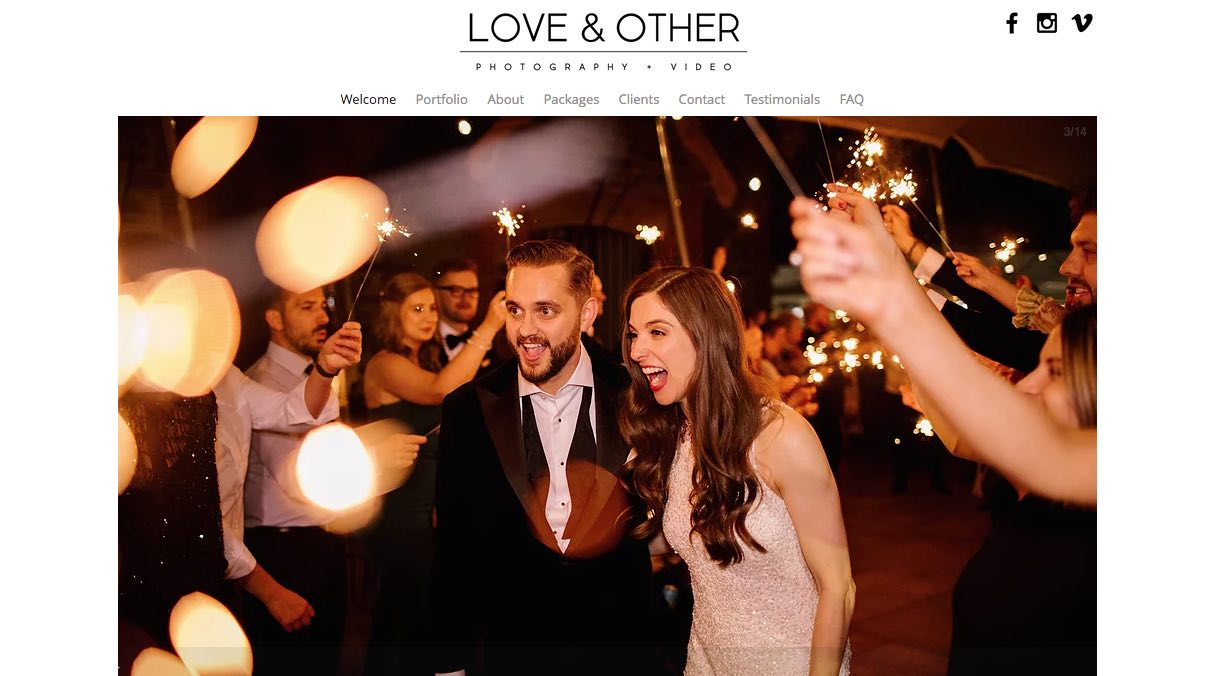 Love and Other Wedding Videographer Mornington Peninsula