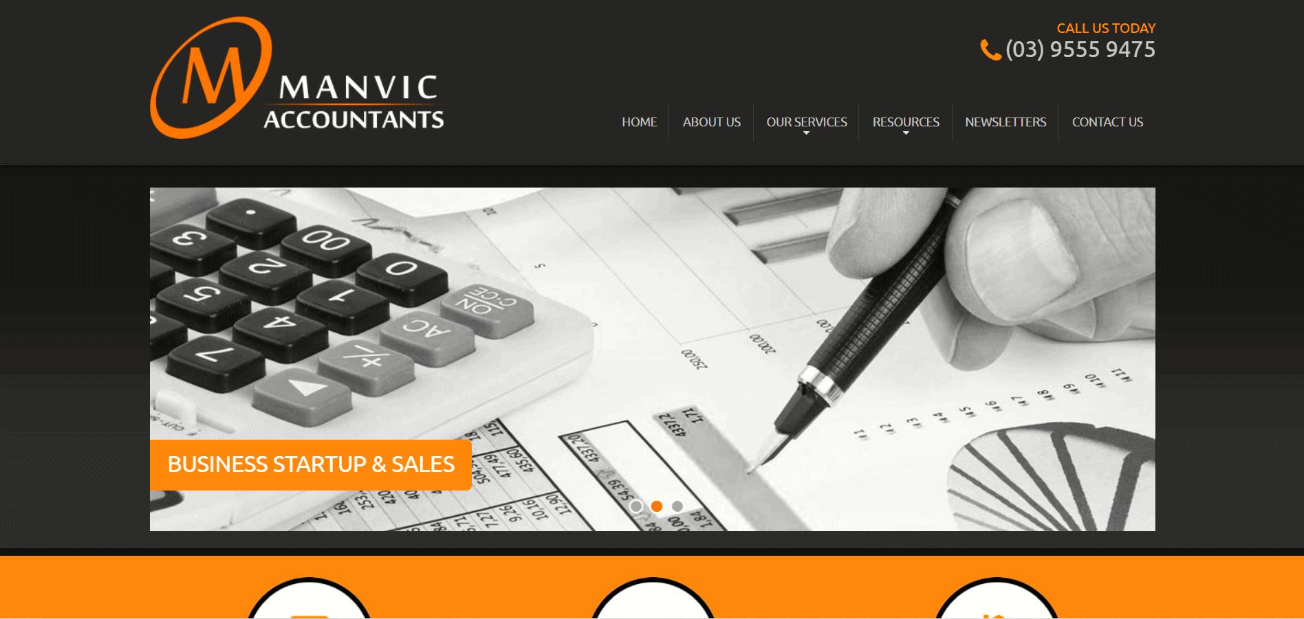 Manvic Accountants