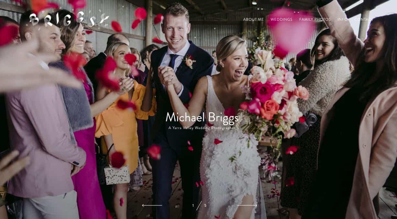 Michael Briggs Wedding Photography Mornington Peninsula