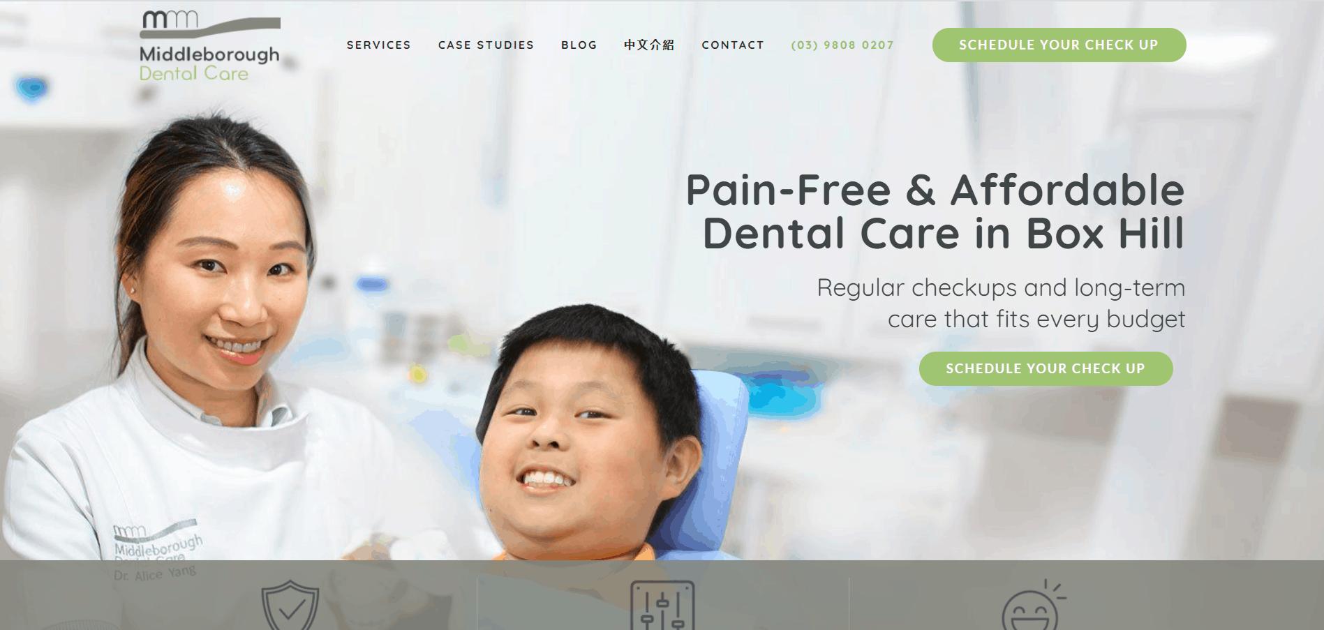 Middleborough Dental Care