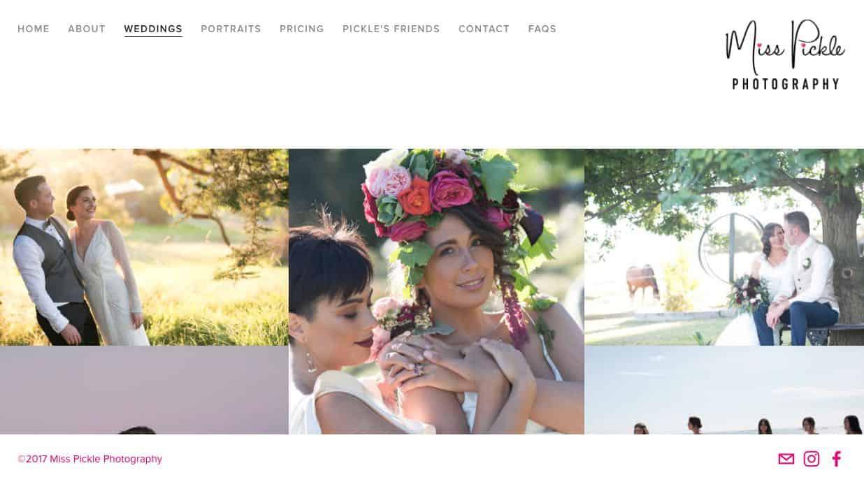 Miss Pickle Wedding Photography Mornington Peninsula