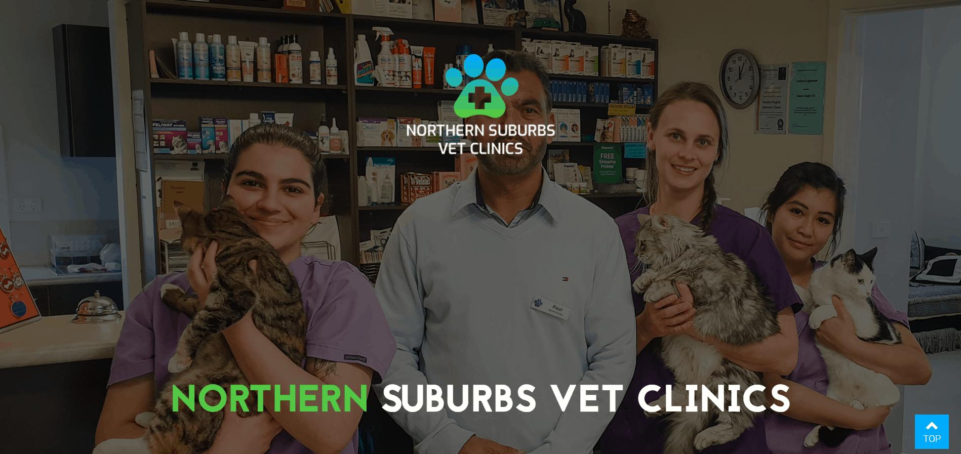 Northern Suburbs Veterinary Clinics