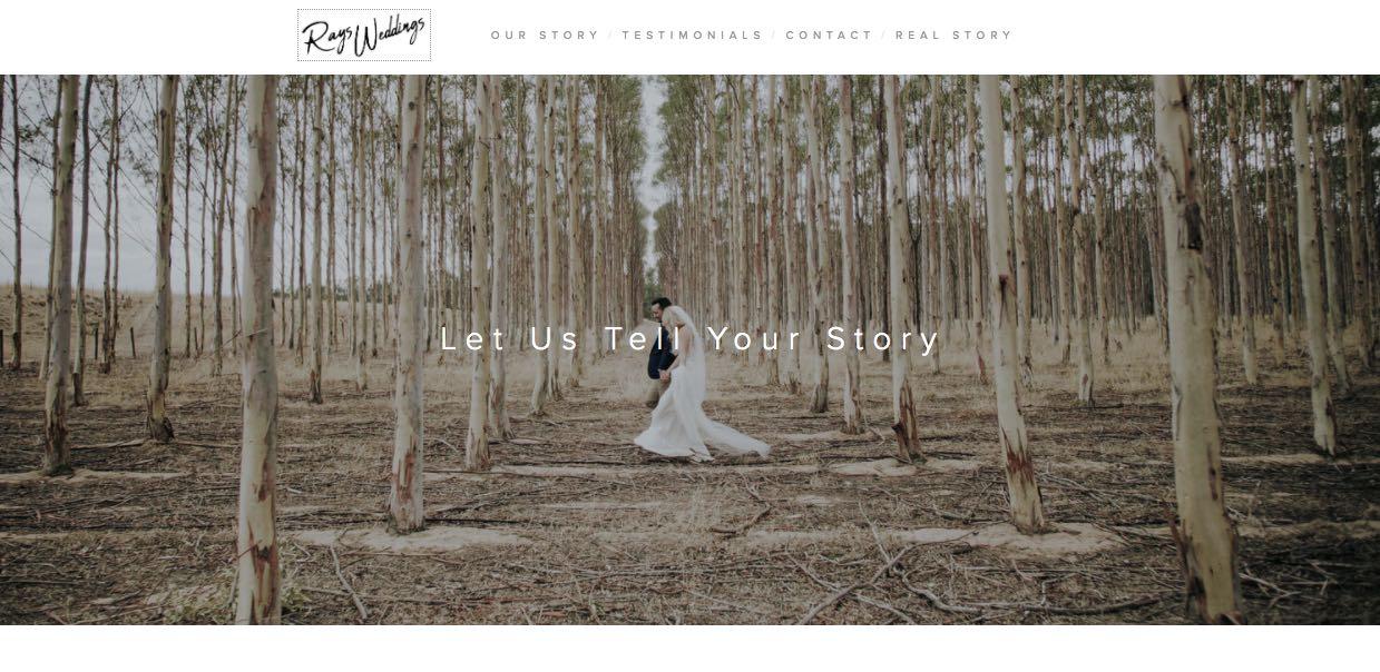 Rays Wedding Videographer Yarra Valley