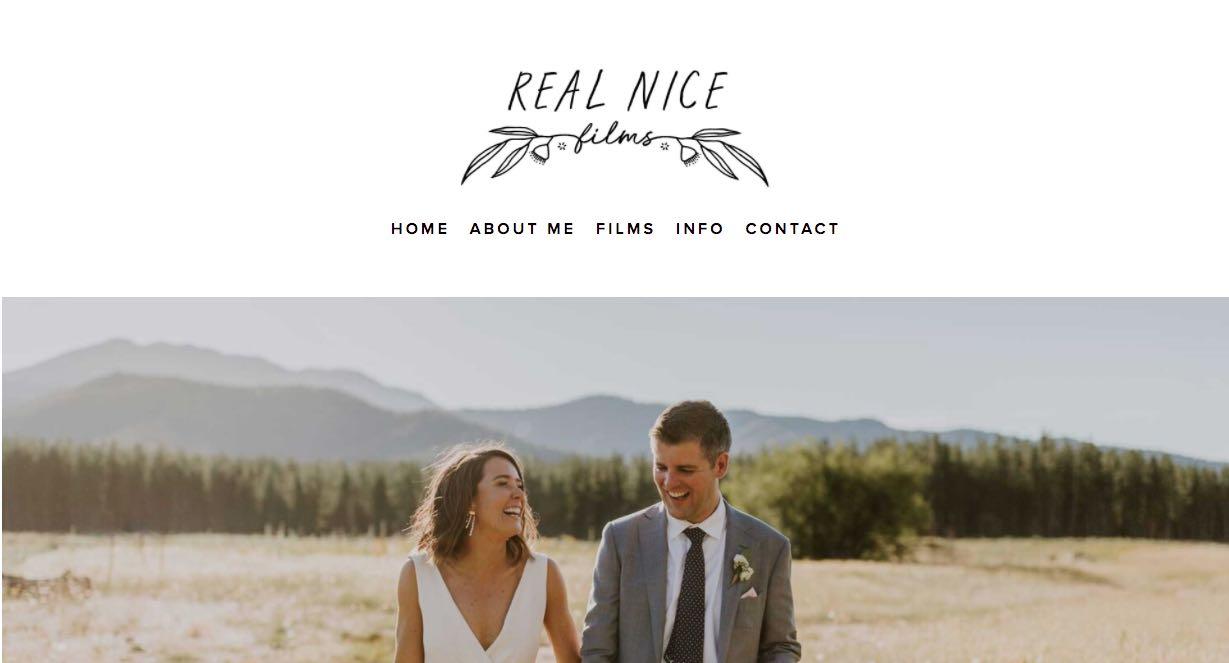 Real Nice Films - Wedding Videographer Mornington Peninsula