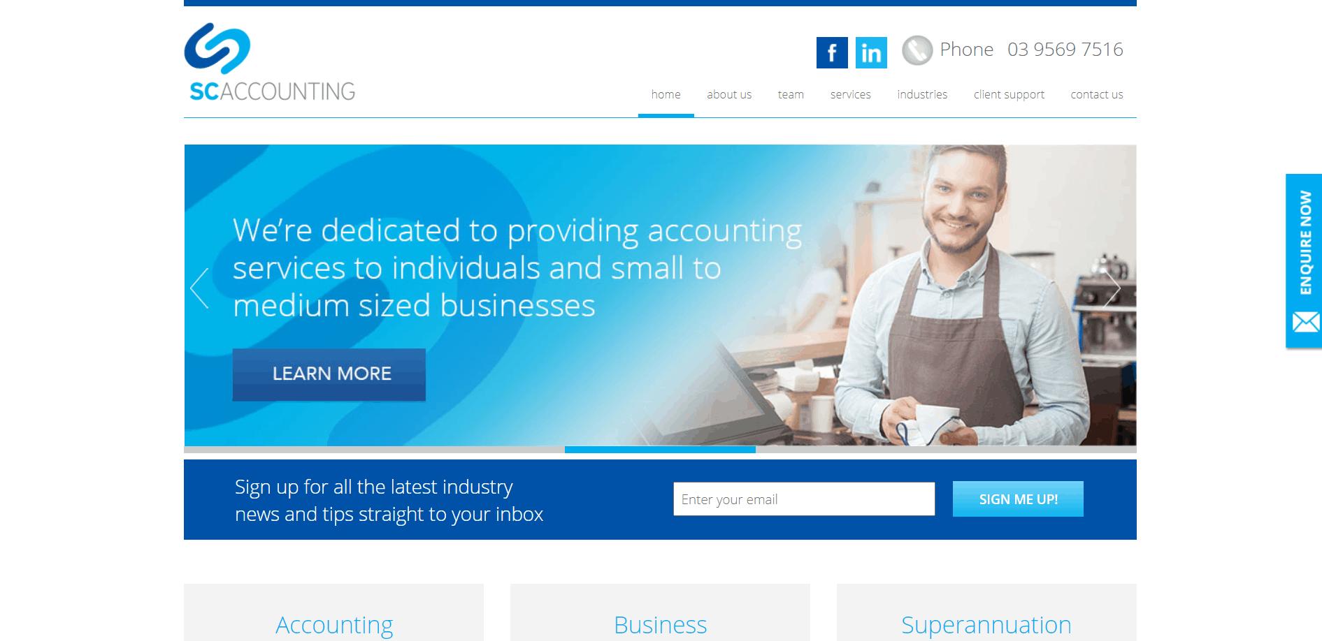 Sc Accounting