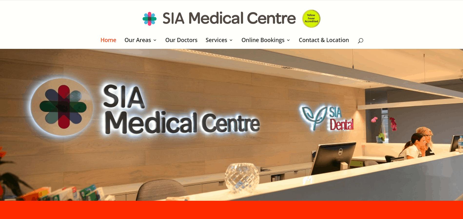 Sia Medical Centre