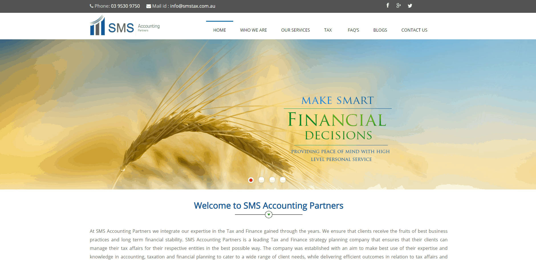 Sms Accounting