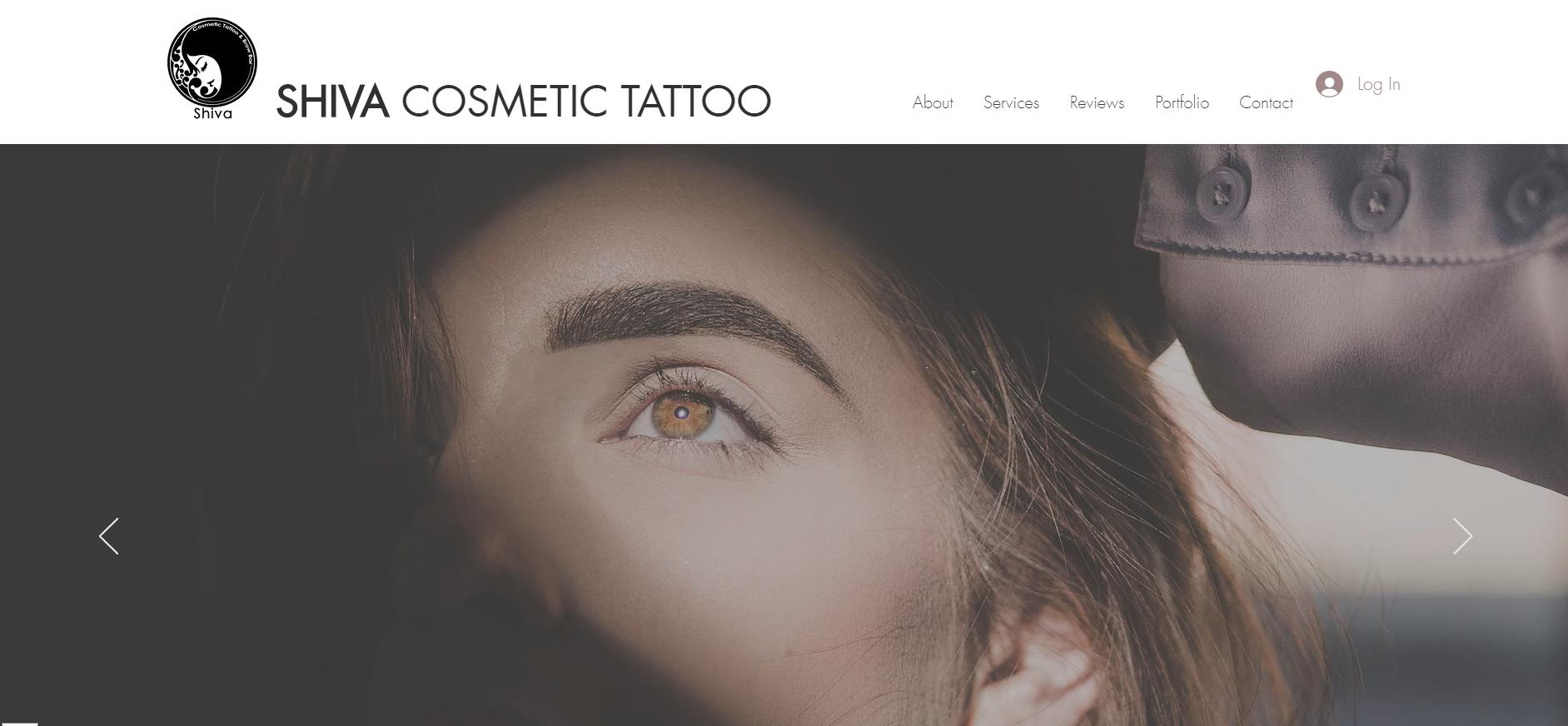 Shiva Cosmetic Tattoo
