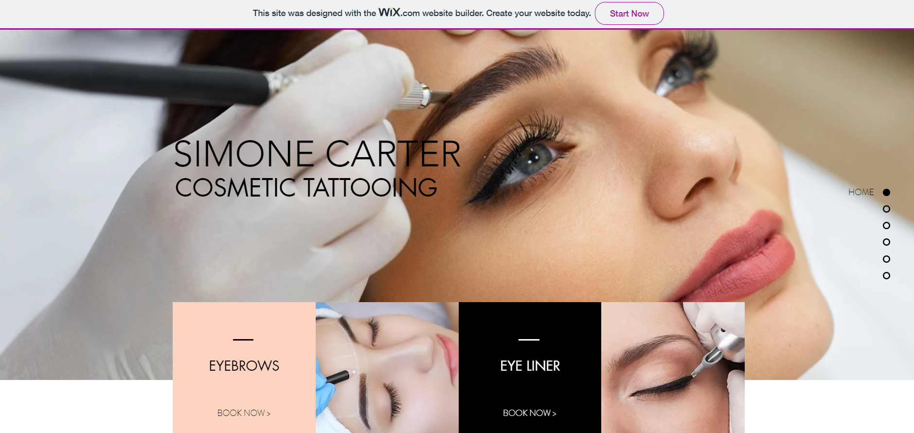 Simone Carter Cosmetic Tattooing