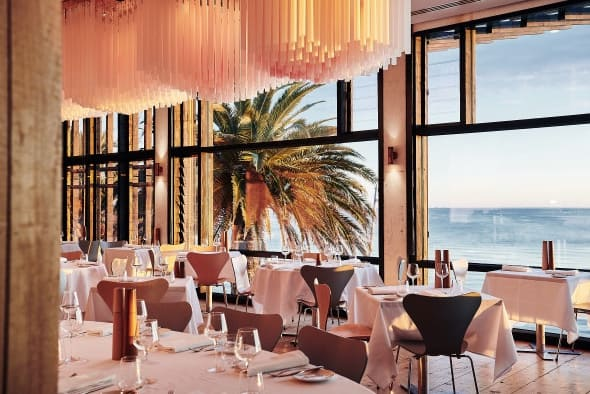 Stokehouse New Year's Eve Dinner Idea Melbourne