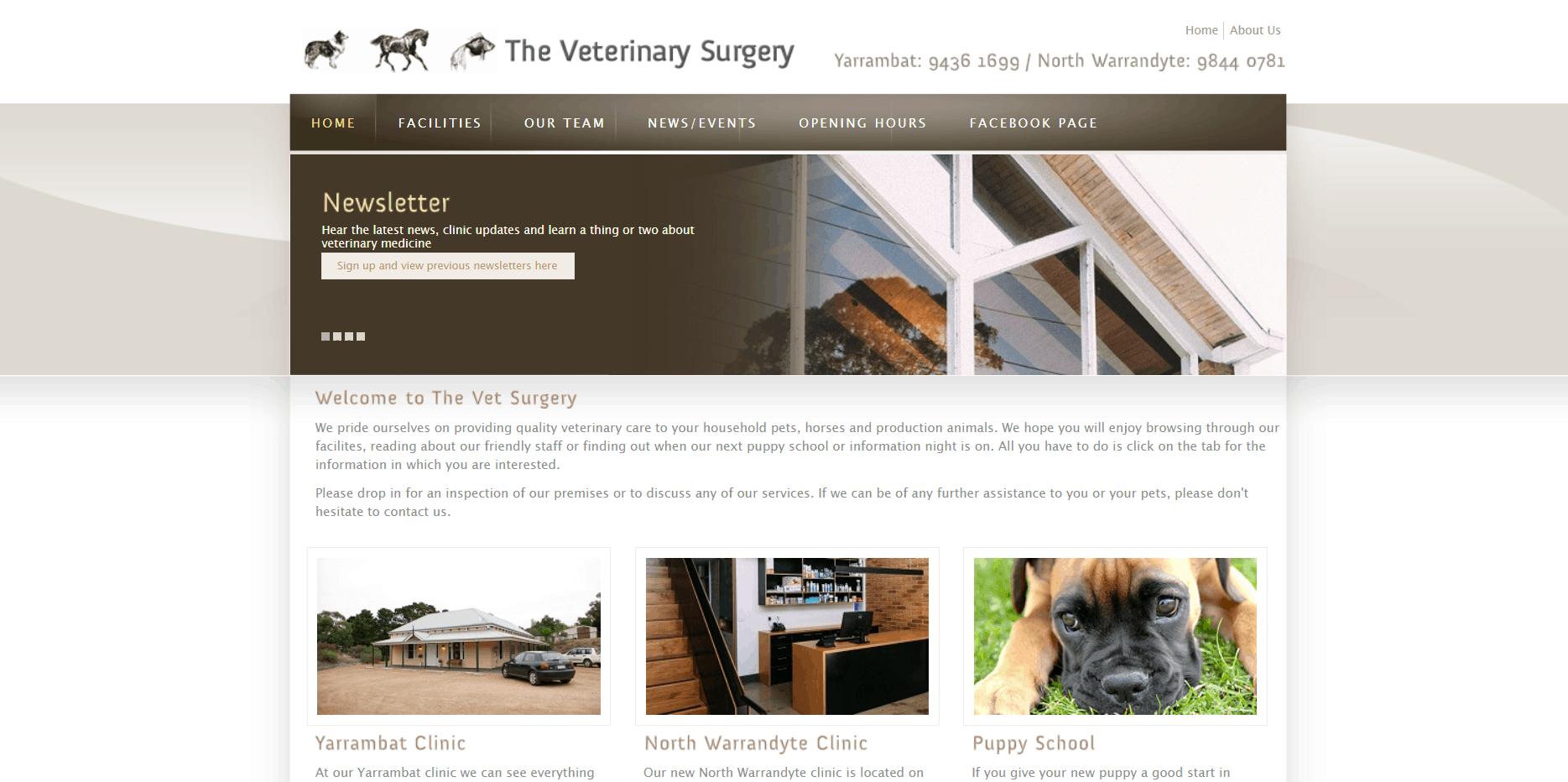 The Veterinary Surgery