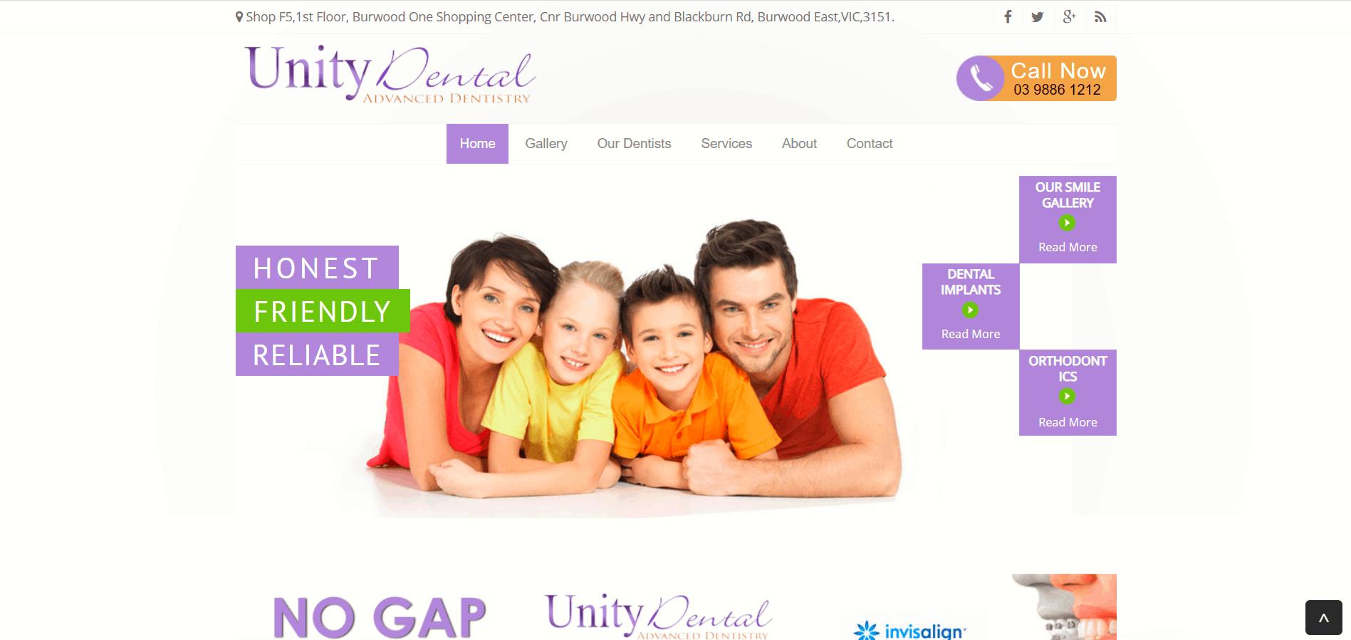 Unity Dental