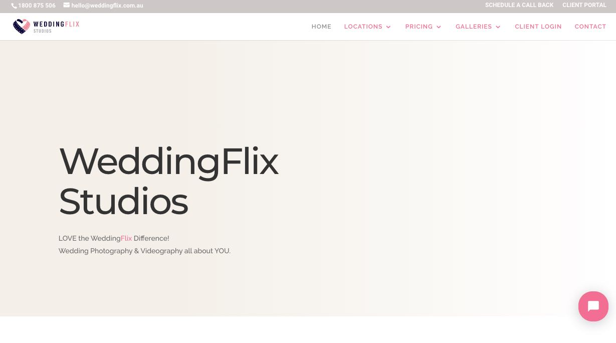 Wedding Flix Wedding Videographer Mornington Peninsula