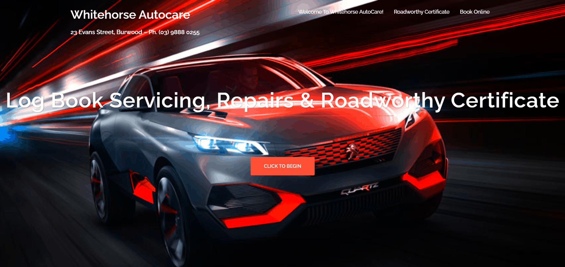 Whitehorse Autocare