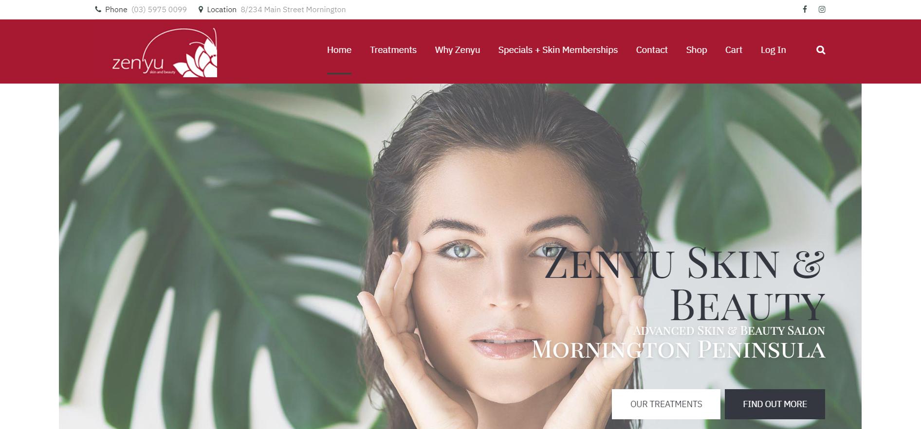 Zenyu Skin